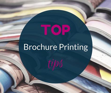 Top Brochure Tips