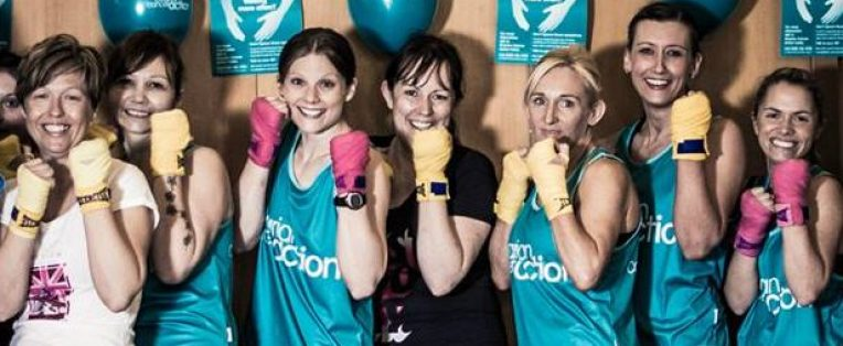 Supporting Ovarian Cancer