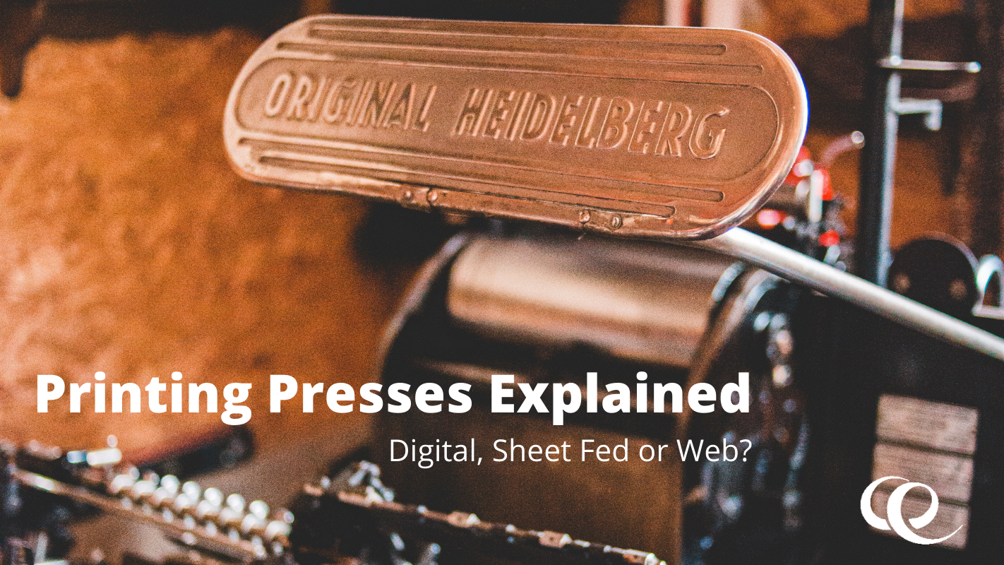 Types of Printing Presses